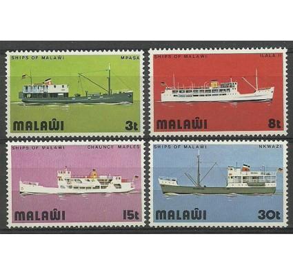 Znaczek Malawi 1975 Mi 242-245 Czyste **