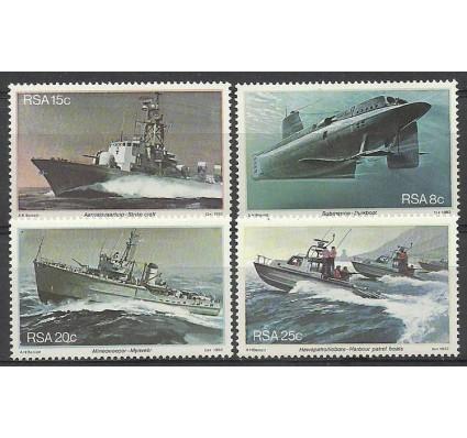Znaczek Republika Południowej Afryki 1982 Mi 597-600 Czyste **