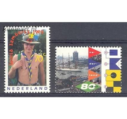 Holandia 1995 Mi 1547-1548 Czyste **