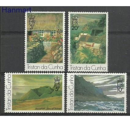 Znaczek Tristan da Cunha 1976 Mi 209-212 Czyste **