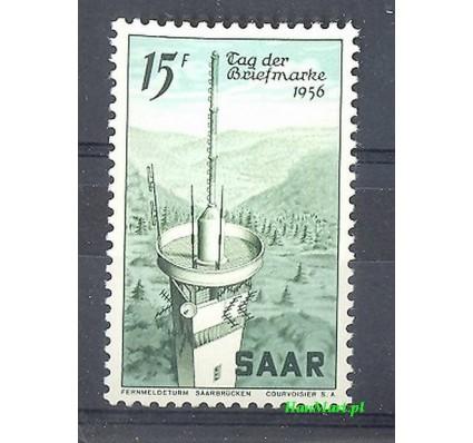 Znaczek Saara 1956 Mi 369 Czyste **