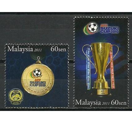 Znaczek Malezja 2011 Mi 1830-1831 Czyste **