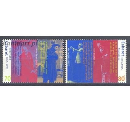 Znaczek Holandia 1995 Mi 1556-1557 Czyste **