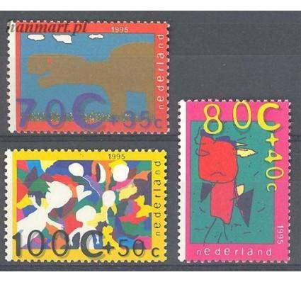 Znaczek Holandia 1995 Mi 1558-1560 Czyste **