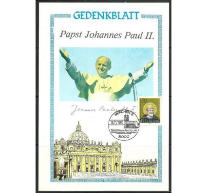 Niemcy 1980 Mi ged JP II 1055 Inne
