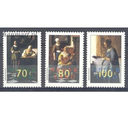 Holandia 1996 Mi 1563-1565 Czyste **