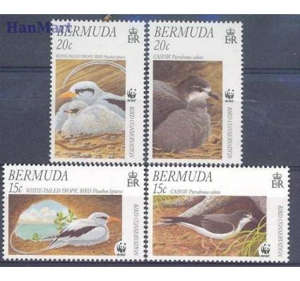 Znaczek Bermudy 2001 Mi 785-788 Czyste **
