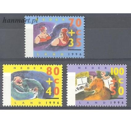 Holandia 1996 Mi 1571-1573 Czyste **