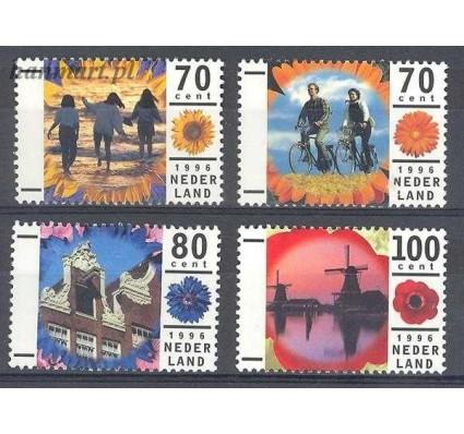 Znaczek Holandia 1996 Mi 1576-1579 Czyste **