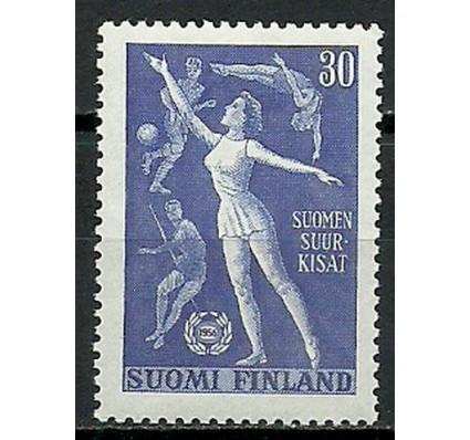 Znaczek Finlandia 1956 Mi 456 Czyste **