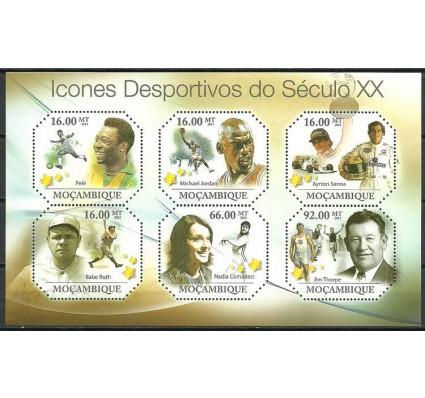 Znaczek Mozambik 2011 Mi ark 4784-4789 Czyste **