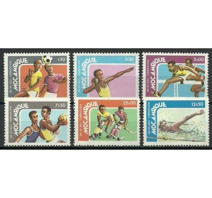 Znaczek Mozambik 1978 Mi 670-675 Czyste **