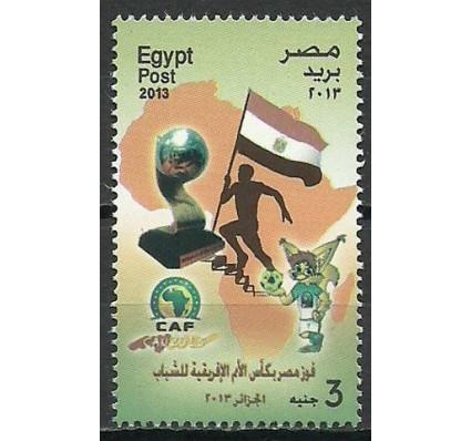 Znaczek Egipt 2013 Mi 2496 Czyste **