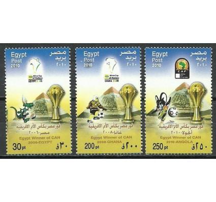 Znaczek Egipt 2010 Mi 2424-2426 Czyste **