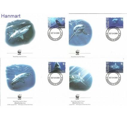 Znaczek Saint Vincent i Grenadyny 2006 Mi 6282-6285 FDC