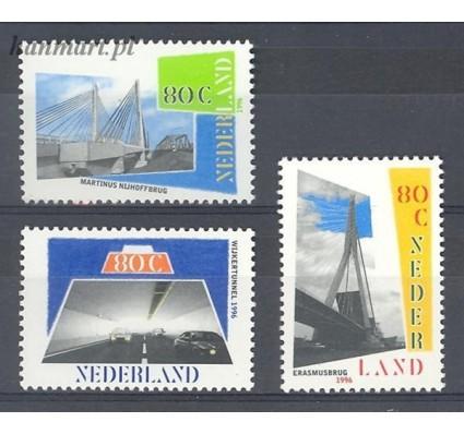 Holandia 1996 Mi 1585-1587 Czyste **