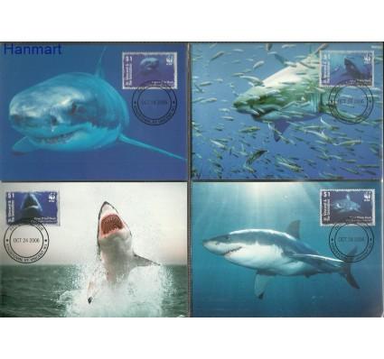 Znaczek Saint Vincent i Grenadyny 2006 Mi 6282-6285 Karta Max
