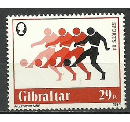 Znaczek Gibraltar 1984 Mi 480 Czyste **