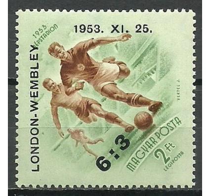 Znaczek Węgry 1953 Mi 1340 Z podlepką *