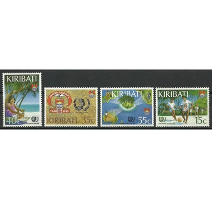 Znaczek Kiribati 1985 Mi 459-462 Czyste **