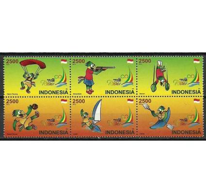 Znaczek Indonezja 2012 Mi 2975-2980 Czyste **