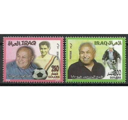Znaczek Irak 2009 Mi 1782-1783 Czyste **