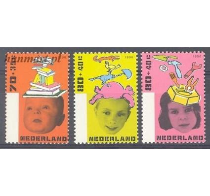 Znaczek Holandia 1996 Mi 1596-1598 Czyste **