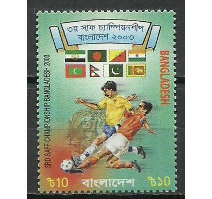 Znaczek Bangladesz 2003 Mi 813 Czyste **