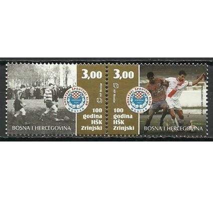 Znaczek Mostar 2005 Mi 149-150 Czyste **