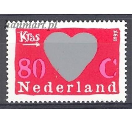 Holandia 1997 Mi 1607 Czyste **