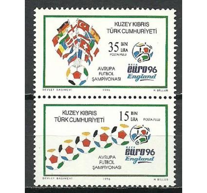 Znaczek Cypr  1996 Mi 436-437 Czyste **
