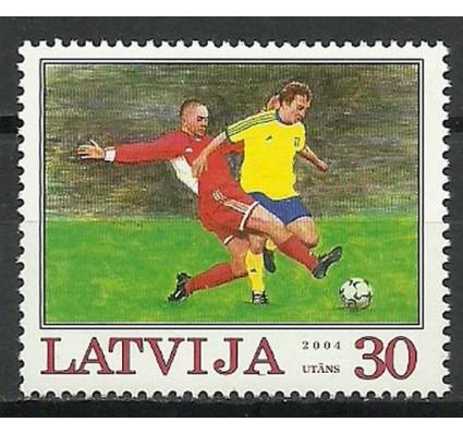 Znaczek Łotwa 2004 Mi 614 Czyste **