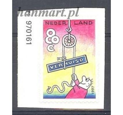 Holandia 1997 Mi 1605 Czyste **