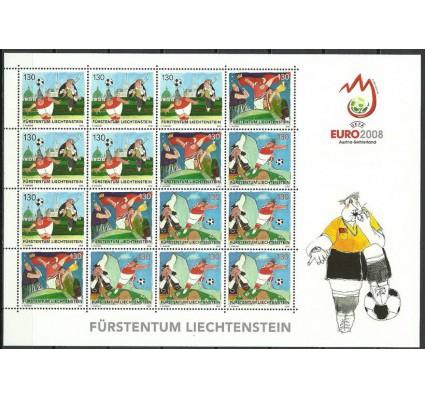 Znaczek Liechtenstein 2008 Mi ark 1479-1481 Czyste **