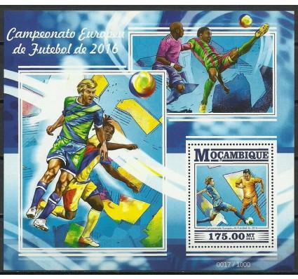 Znaczek Mozambik 2015 Mi bl 1066 Czyste **