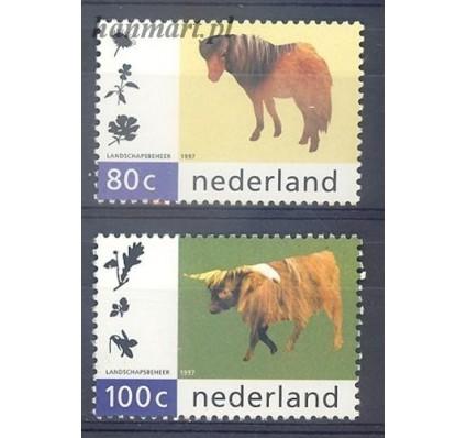 Znaczek Holandia 1997 Mi 1608-1609 Czyste **