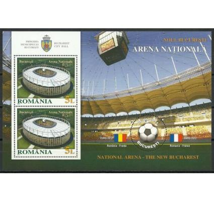 Znaczek Rumunia 2011 Mi bl 513 Czyste **