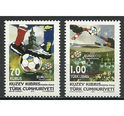 Znaczek Cypr Północny 2012 Mi 760-761 Czyste **