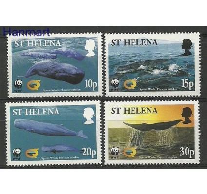 Znaczek Wyspa św. Heleny 2002 Mi 852-855 Czyste **