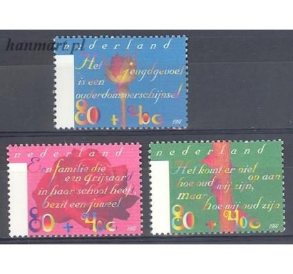 Holandia 1997 Mi 1613-1615 Czyste **