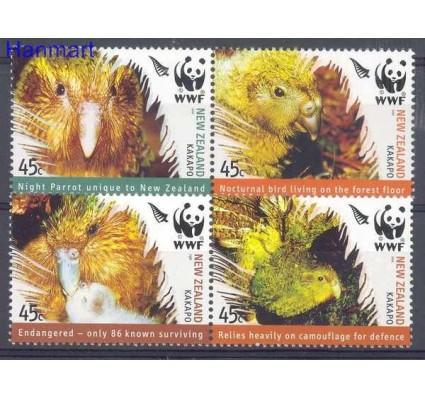Znaczek Nowa Zelandia 2005 Mi 2276-2279 Czyste **