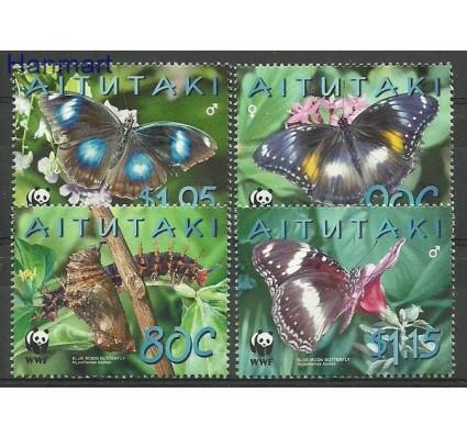 Znaczek Aitutaki 2008 Mi 778-781 Czyste **