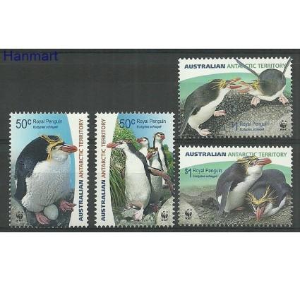 Znaczek Australijskie Terytorium Antarktyczne 2007 Mi 169-172 Czyste **
