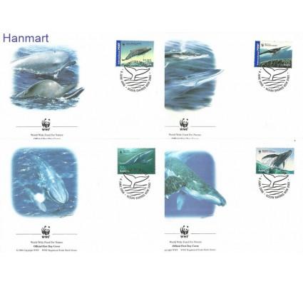 Znaczek Australia 2006 Mi 2677-2680 FDC