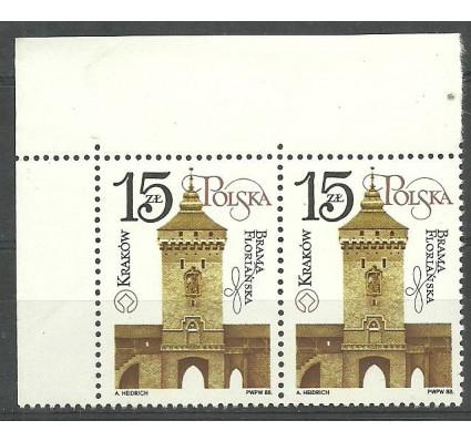 Znaczek Polska 1988 Mi 3140 Fi 2992 Czyste **