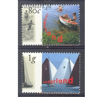 Holandia 1997 Mi 1623-1624 Czyste **