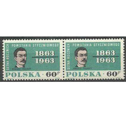 Znaczek Polska 1963 Mi 1370 Fi 1222 Czyste **