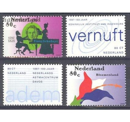 Znaczek Holandia 1997 Mi 1625-1628 Czyste **