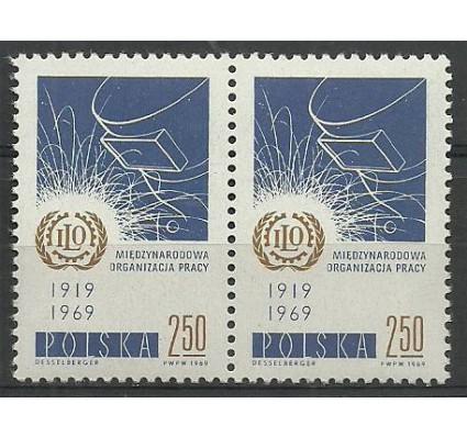 Znaczek Polska 1969 Mi 1962 Fi 1815 Czyste **