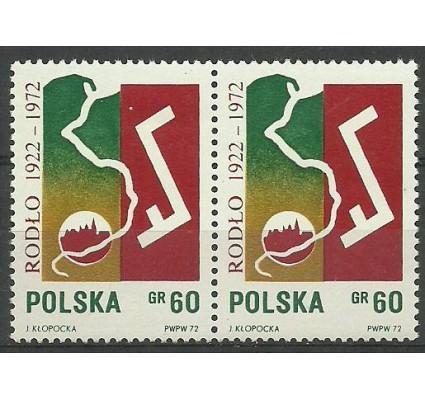 Znaczek Polska 1972 Mi 2160 Fi 2013 Czyste **